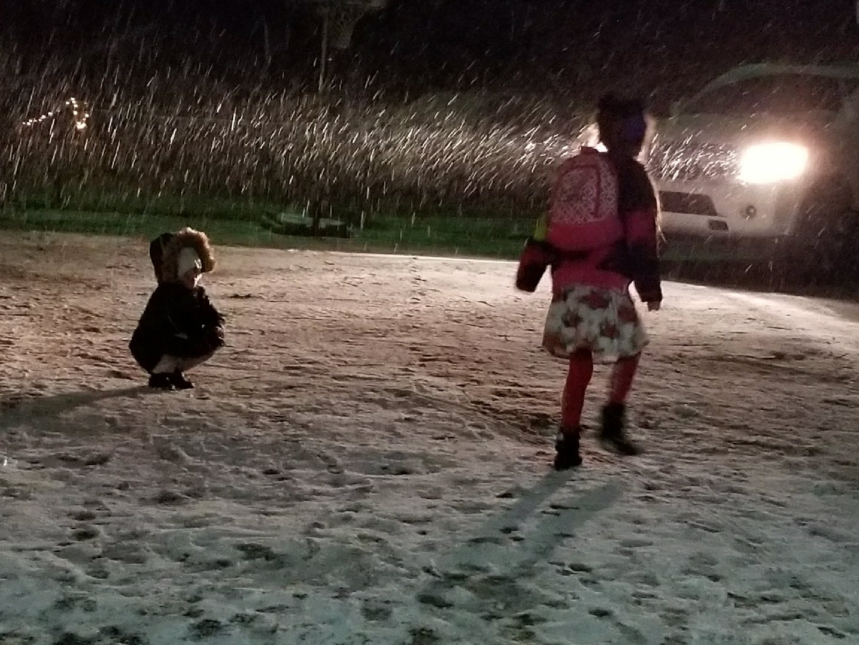 Snowing 2017
